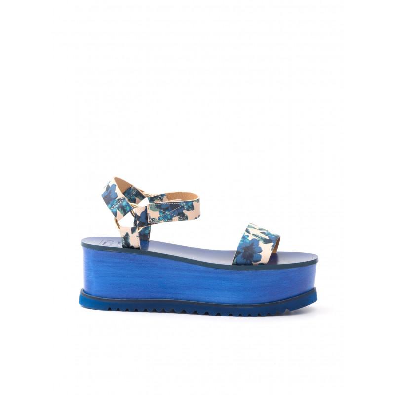 sandali donna pf16 62flores cobalto 760