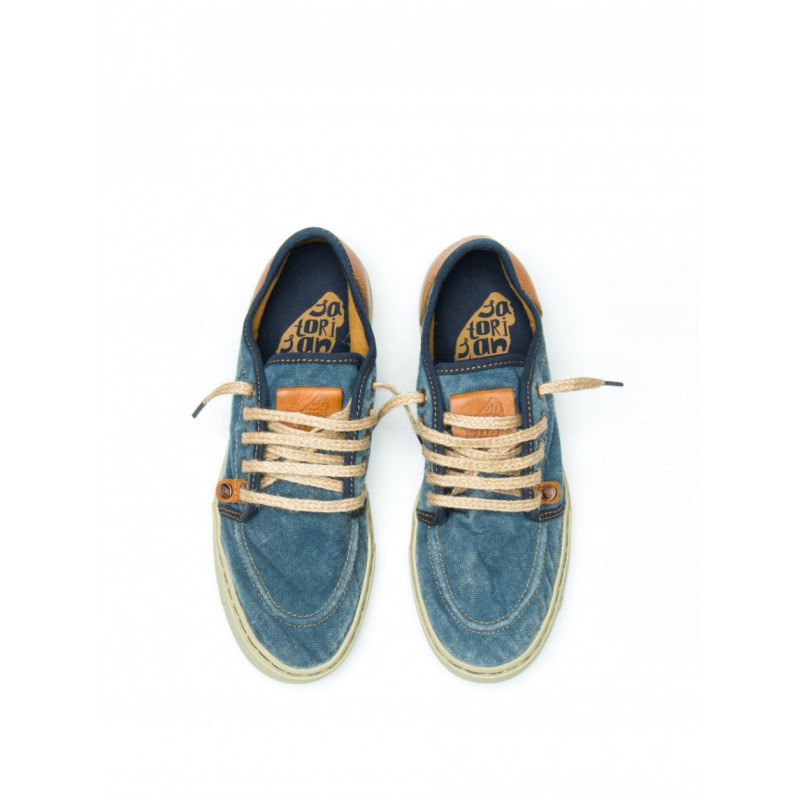 sneakers uomo satorisan sukkirip61 linen jeans