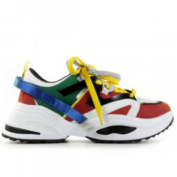 sneakers donna steve madden smsfayyelmlt 5031