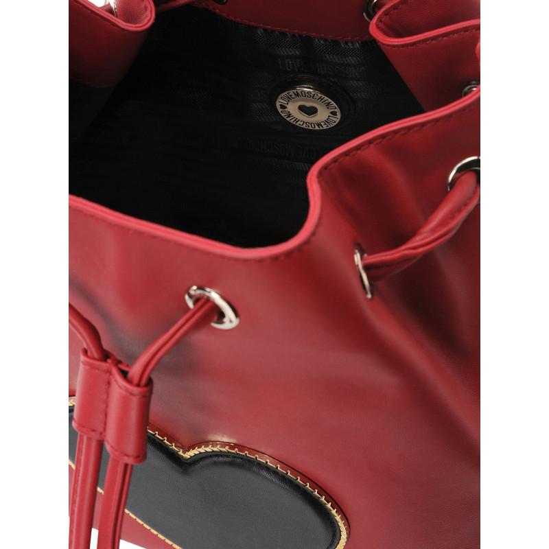 borse a mano donna love moschino jc 4251kg0514 rosso sc 707