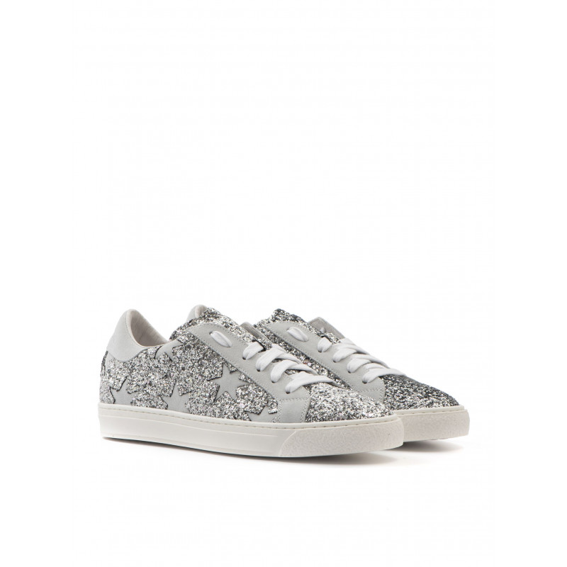 sneakers donna stokton 352 dglitter 614 star