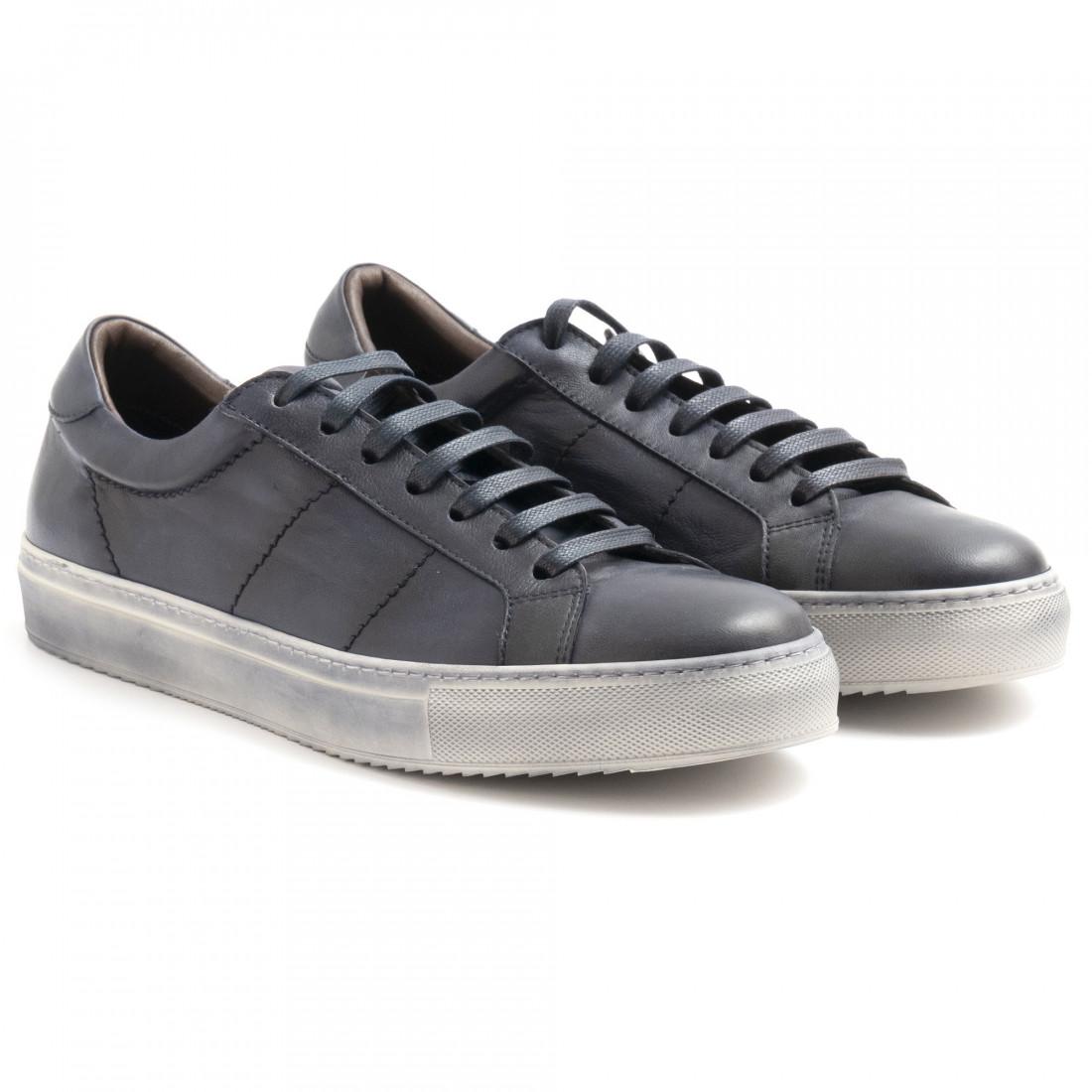 sneakers uomo j wilton 173 820glove blu 6194