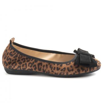 ballerine donna la ballerina 6192125 leopard 6216