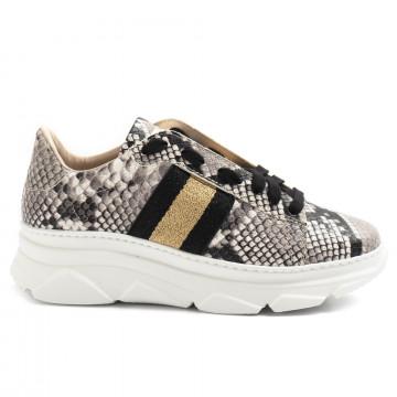 sneakers donna stokton 650pitone 6336