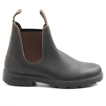 stivaletti uomo blundstone bccal0010 500stout brown 6347