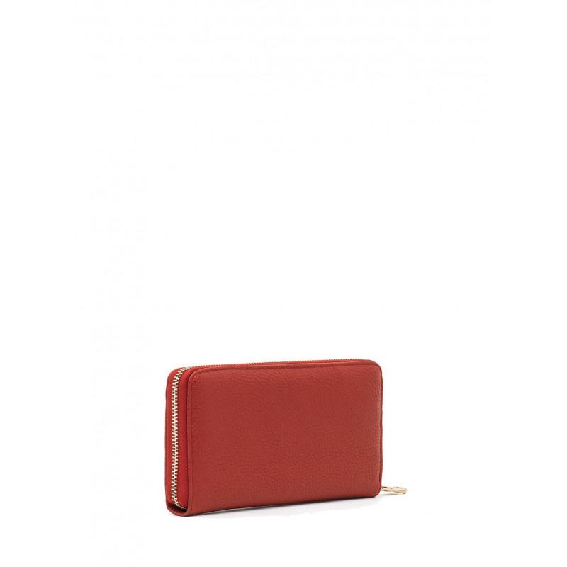 portafogli donna patrizia pepe 2v3692 av63h278 matt red