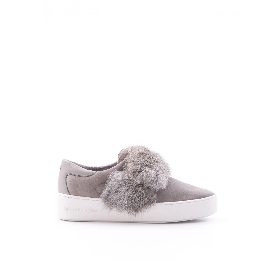 sneakers donna michael kors 43f6mvfp1s081 maven pearl grey