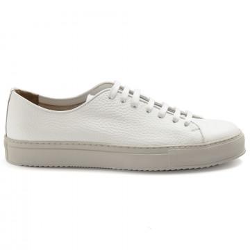 sneakers uomo j wilton 10034cuir bianco 6864