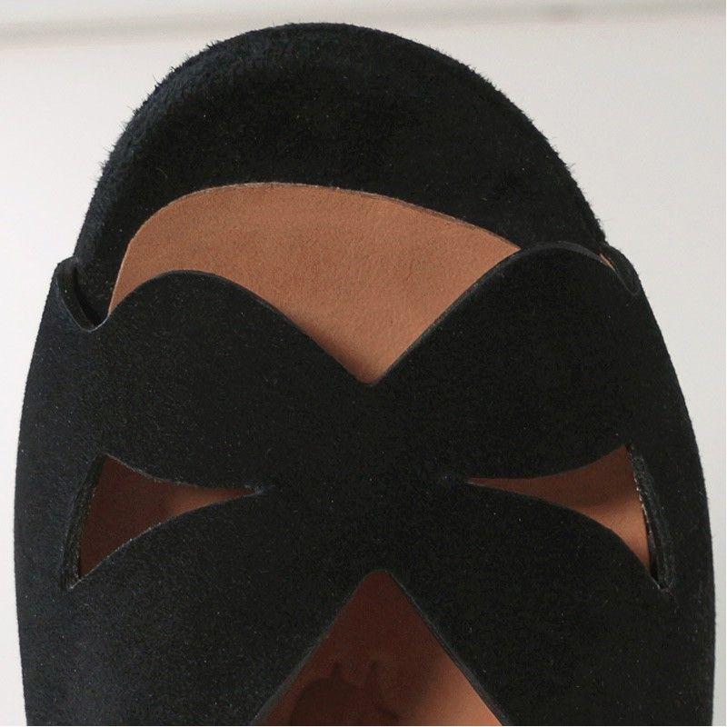 sandali donna chie mihara edanaante negro 6953
