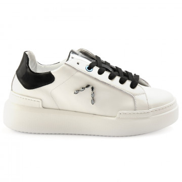 sneakers donna ed parrish ckld st20white calf 6880
