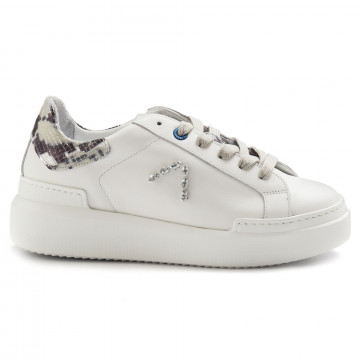 sneakers donna ed parrish ckld st21white calf 6974