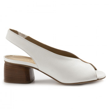 sandali donna calpierre ds3010visos bianco 7110