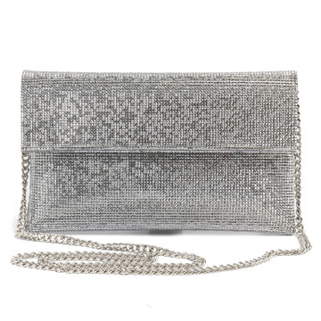 pochette donna twenty four haitch siri pixelargento 7170
