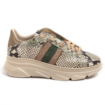 sneakers donna stokton 650dmulti elolive 7178
