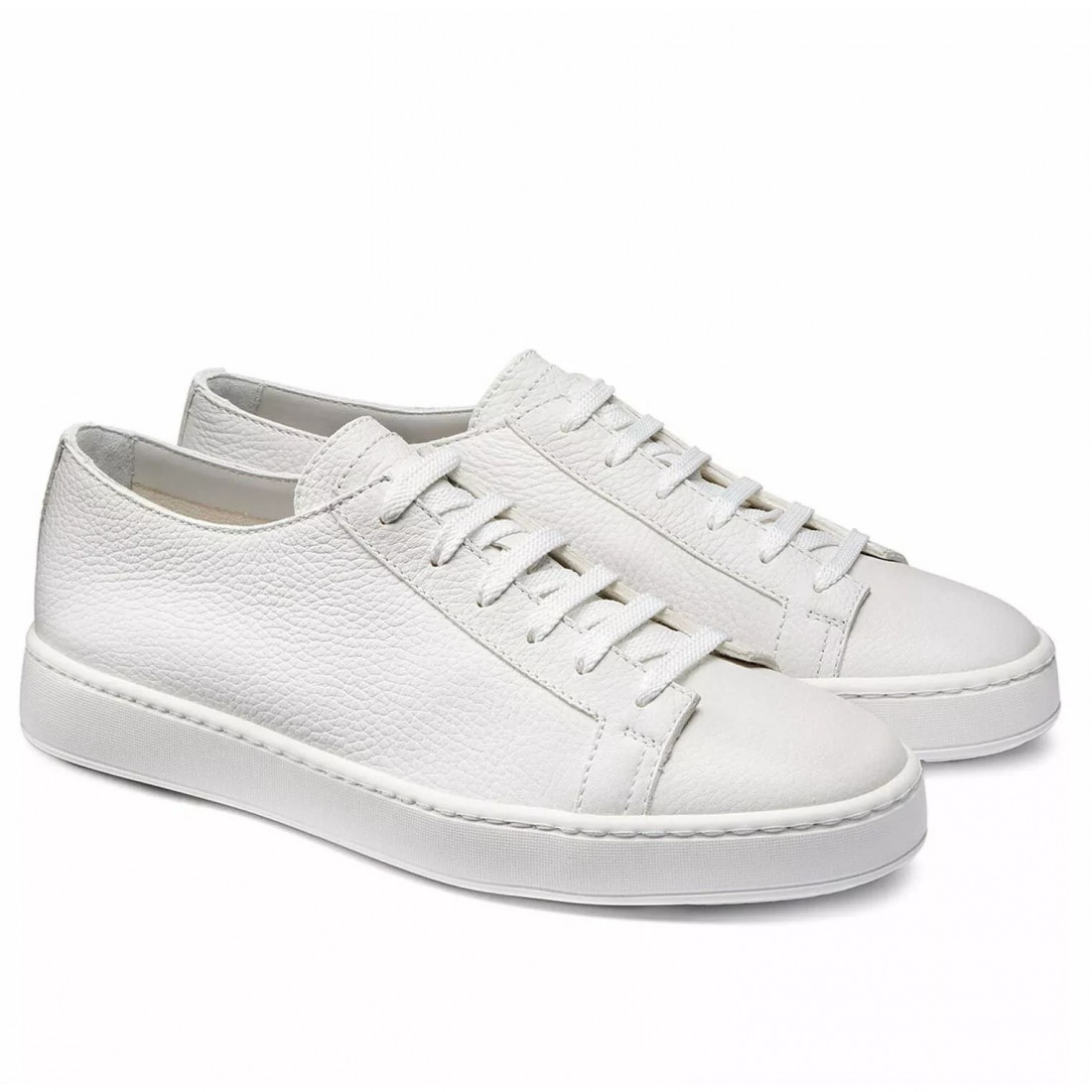 sneakers uomo santoni mbcn14387barcmi48summer i48 6829