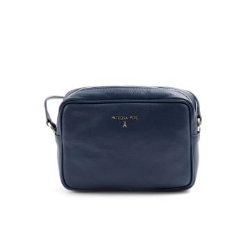 borse a tracolla donna patrizia pepe 2v8985 a4u8c475 dress blue 7351