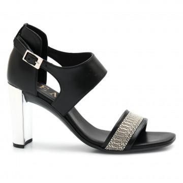 sandali donna jemi 704pelle catena 4690