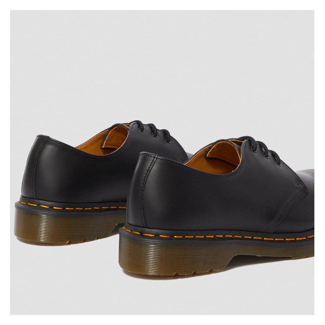 cordless Deduct Closely  Scarpa allacciata Dr. Martens 1461 Smooth nera