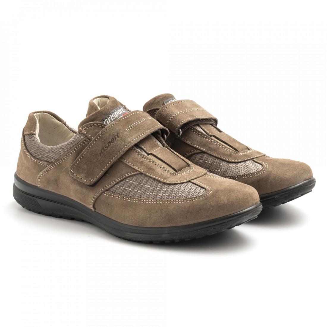 sneakers uomo grisport 41610veesuvio 22 4876