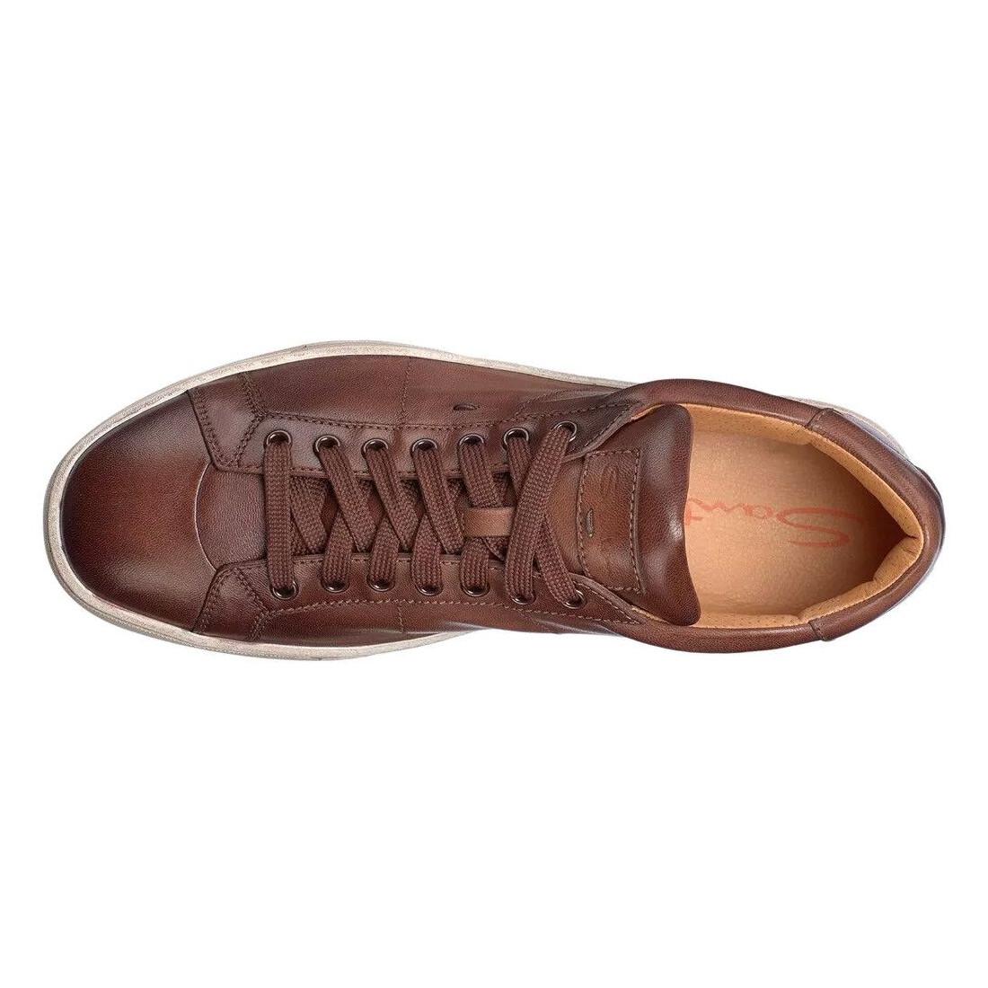 sneakers uomo santoni mbgl20850spomgoos50 7304