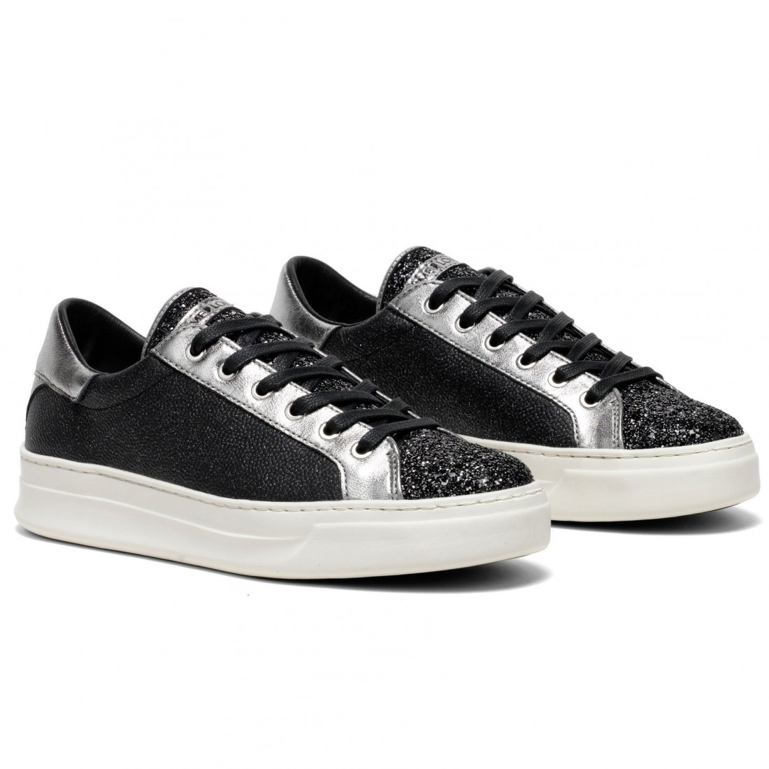 sneakers donna crime london 2580932 dark grey 7727