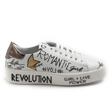 sneakers donna gio g2252specchio 7765