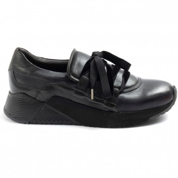 sneakers donna calpierre d446vises blu navy 7737