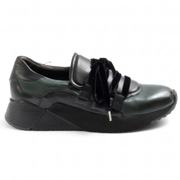 sneakers donna calpierre d446vises bosco 7701