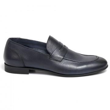 mocassini uomo brecos 9493cervo jeans 7279