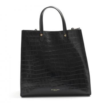 borse a mano donna my best bags myb6028nero 7837