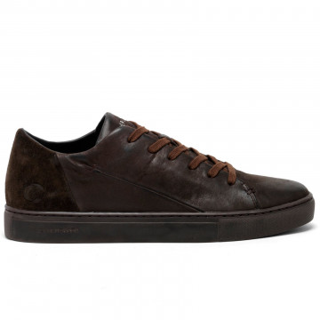 sneakers uomo crime london 1166160 marrone 7840
