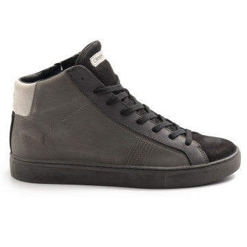 sneakers uomo crime london 1165833 grigio 7858