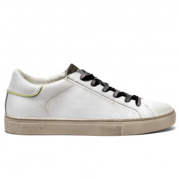 sneakers uomo crime london 1160310 bianco 7857