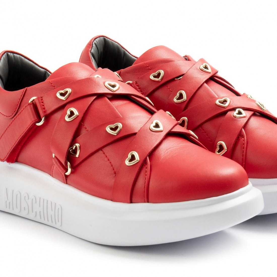 sneakers donna love moschino ja15484gobjao500 7960