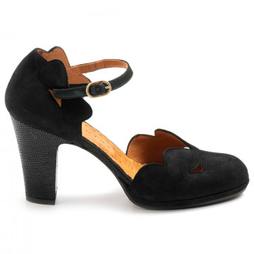 decollet donna chie mihara cemilante negro 7743