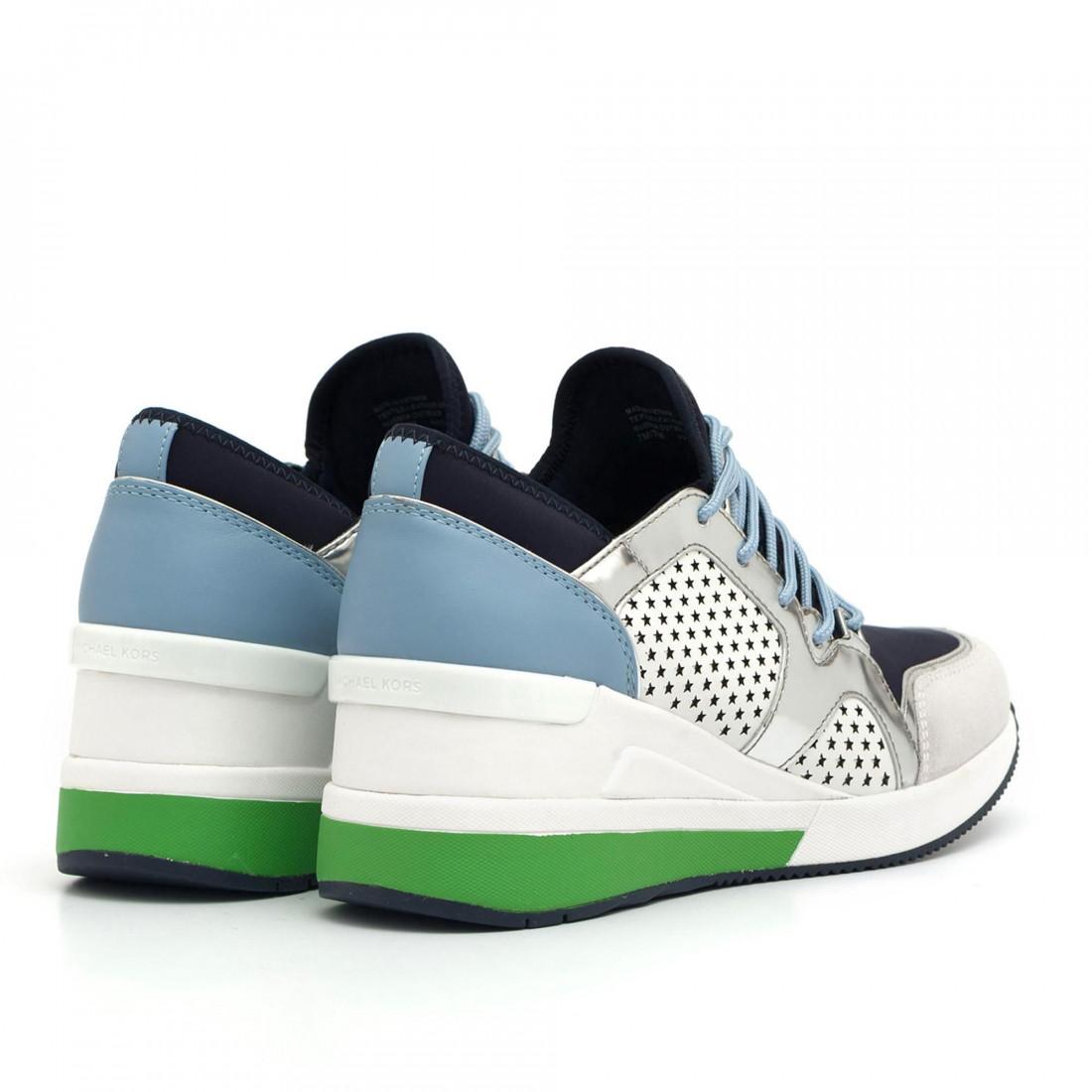 sneakers donna michael kors 43r8scfs6d341 2666