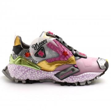 sneakers donna cljd 6f0300121 pink violet 8141