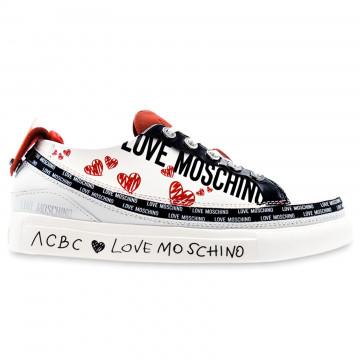 sneakers donna love moschino ja1580200 8274