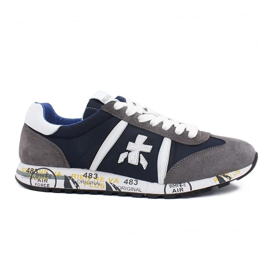 sneakers uomo premiata lucy600e 8200