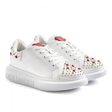sneakers donna love moschino ja152244g1cia0100 8089