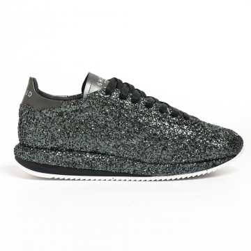 sneakers donna ghoud g2wlgt38 glitter 3491