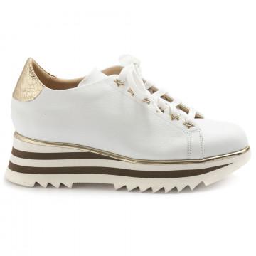 sneakers donna luca grossi g619mvik bianco 8480