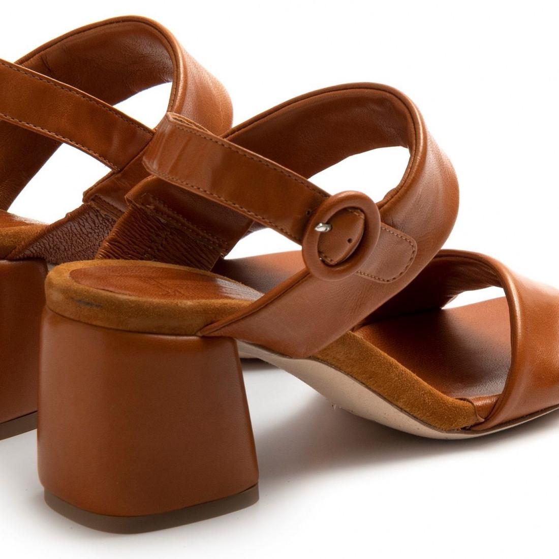 sandali donna lorenzo masiero 21113spicy brown 8577
