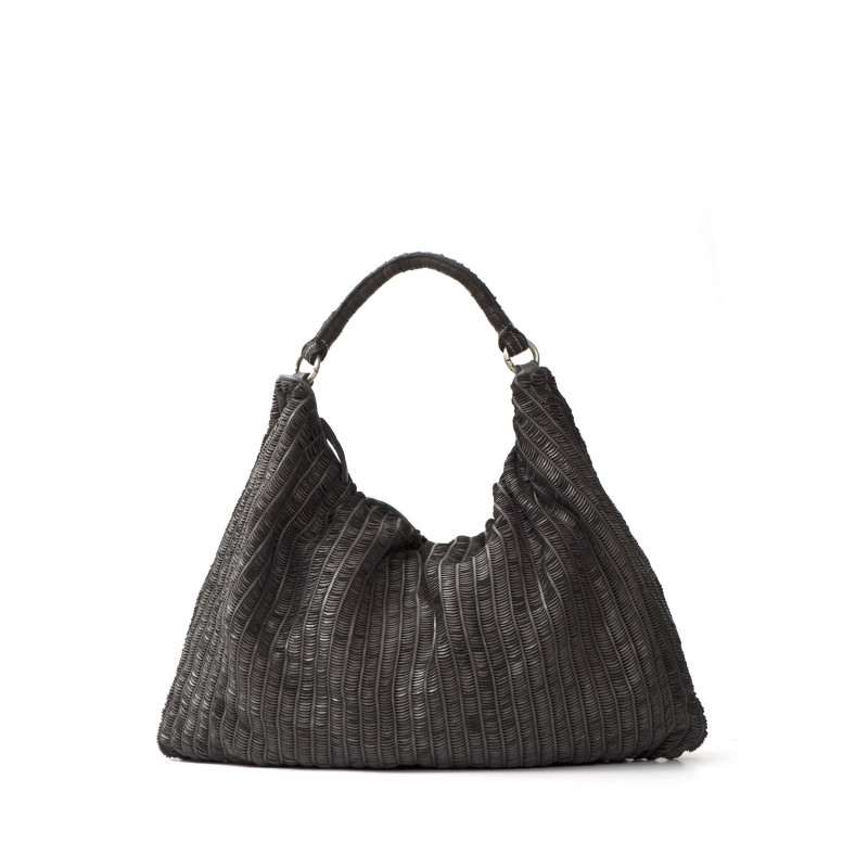 handbags woman reptiles house h 354lune taupe