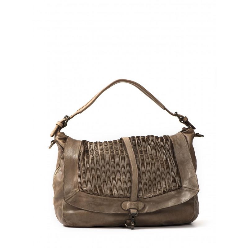 handbags woman reptiles house h 342lune sand