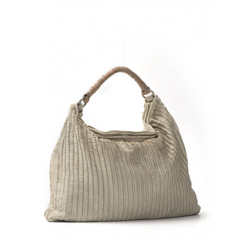 handbags woman reptiles house h 354lune panna