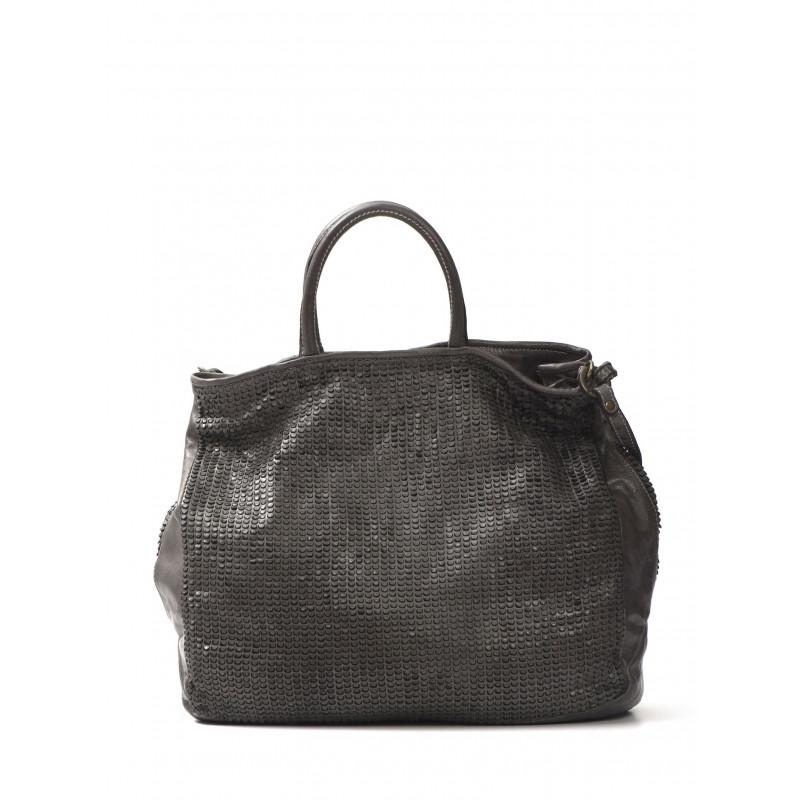 handbags woman reptiles house h346pixel taupe