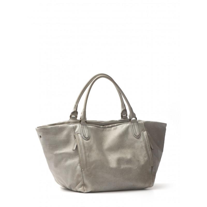handbags woman reptiles house h 231calf sm panna