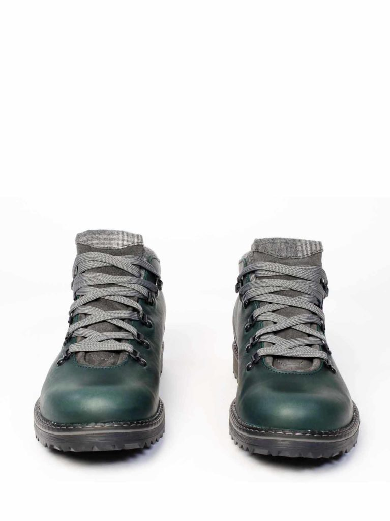 Gorky Boots. Styled in Italy, handmade in Russia.