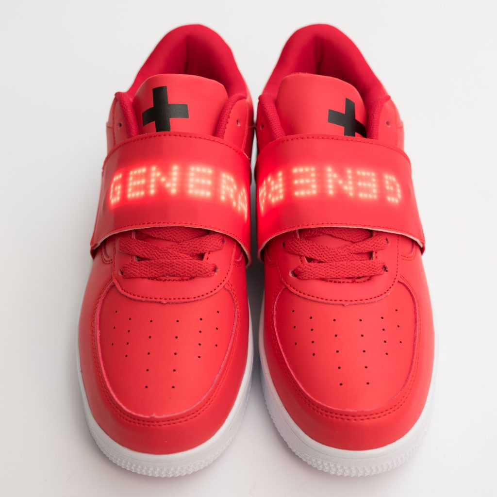 GENERATION+ sneakers con led incorporati | Sangiorgio Calzature
